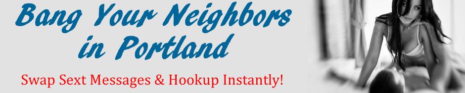 Portland Hookups